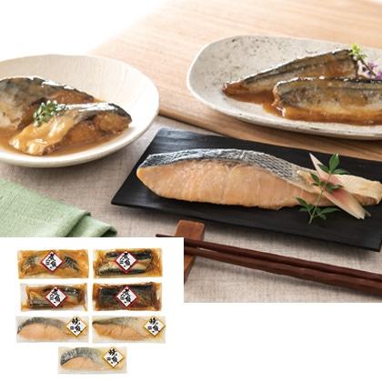 煮魚&焼魚詰合せB