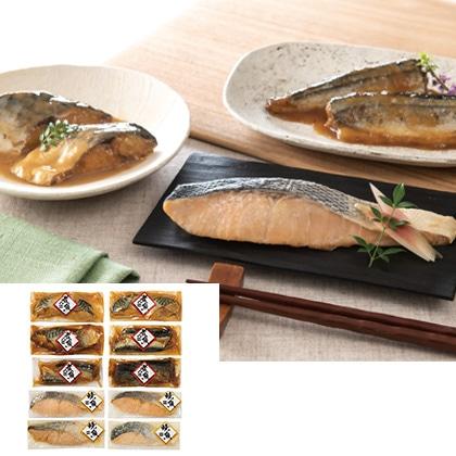 煮魚&焼魚詰合せD