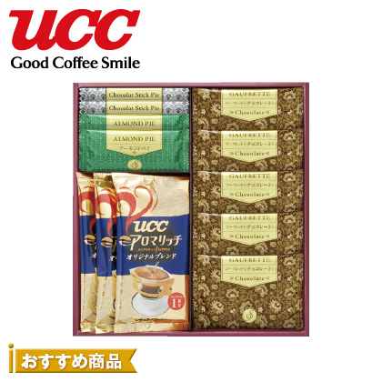 UCC ドリップコーヒー詰合せA