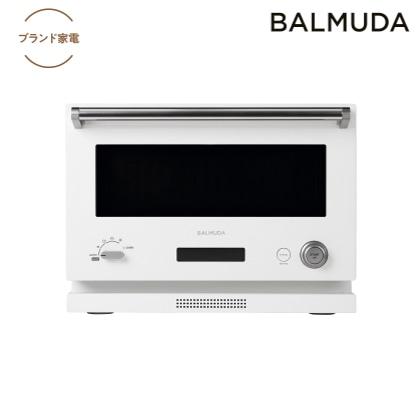 [バルミューダ]BALMUDA The Rangeオーブンレンジホワイト