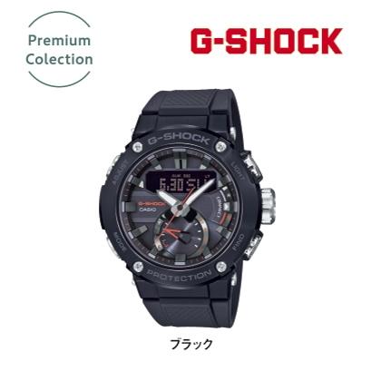 [G−SHOCK]G−STEEL ソーラーウォッチ ブラック