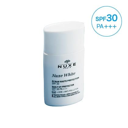 〈NUXE〉ニュクスホワイトUV プロテクター30