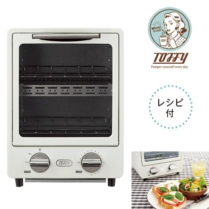 〈Toffy〉オーブントースター/K−TS1(アッシュホワイト)