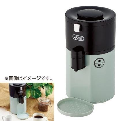 〈Toffy〉全自動ミル付コーヒーメーカー/K−CM2(ペールアクア)