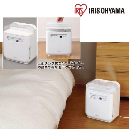 〈アイリスオーヤマ〉空気清浄機能付加湿器