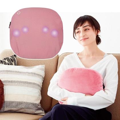 〈ドクターエア〉3Dマジッククッション(ピンク)