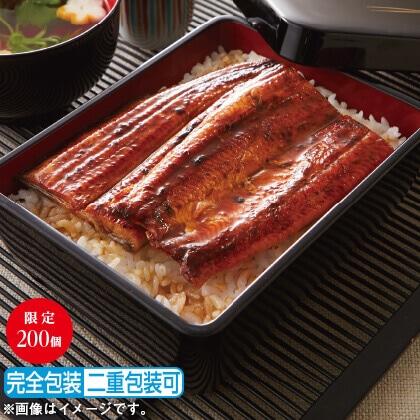 木曽三川うなぎ蒲焼(100g×6袋)