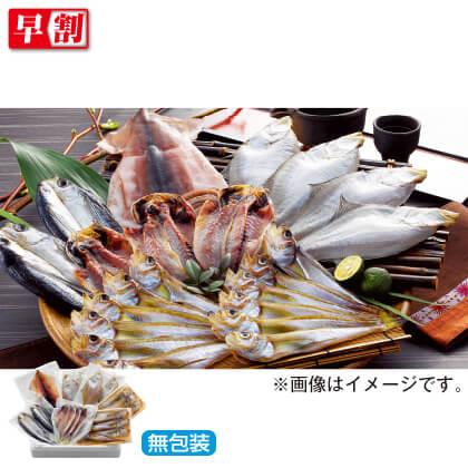日本海のとれとれ干物セットB