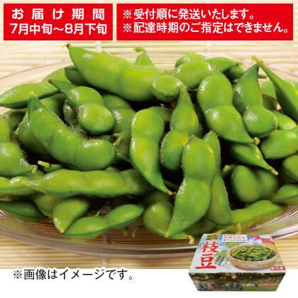 新潟の枝豆