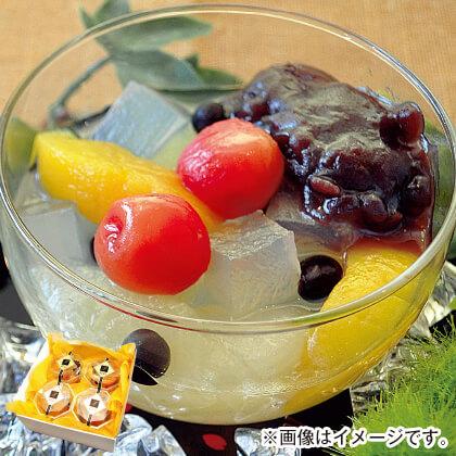 アンみーツ(山形県産果物使用)4個詰合せ