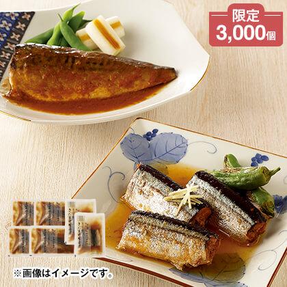 「なすび亭」吉岡英尋監修 便利な常温煮魚