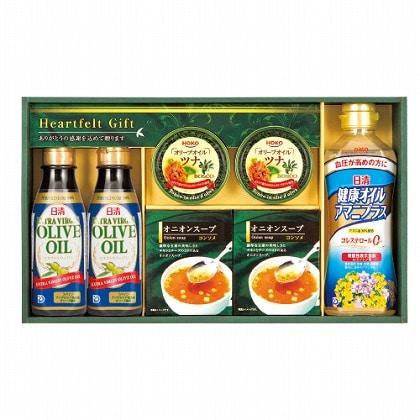 日清オリーブ調味料ギフト