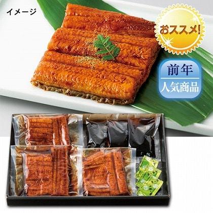 京料理 六盛 うなぎの蒲焼セット