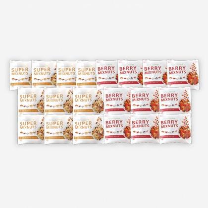 スーパーミックスナッツ&5種類のベリーミックス