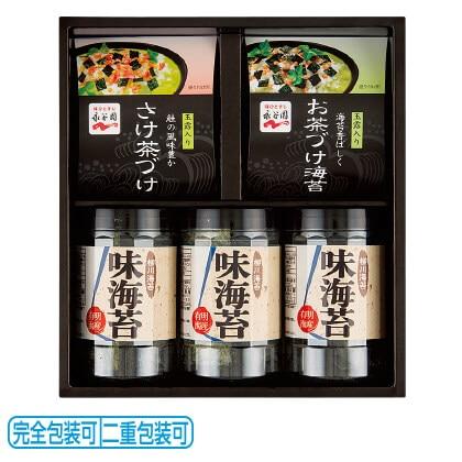 永谷園お茶漬け・柳川海苔詰合せ NY−25B