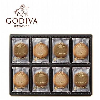 ゴディバ ほうじ茶クッキーアソートメント