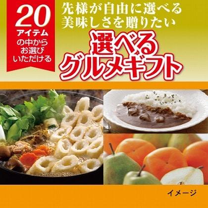 選べるギフト オレンジ(冊子)