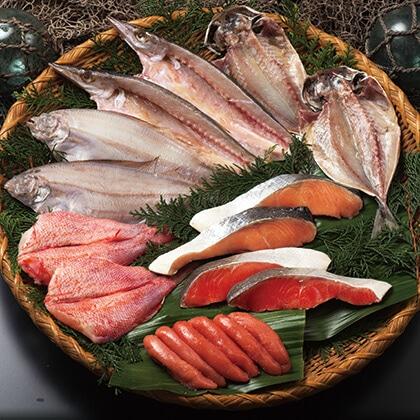 魚がしセット