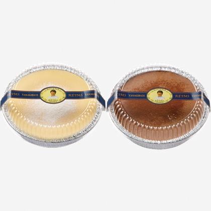 青山「ランス」レストランのケーキ