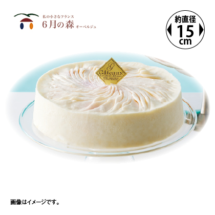ブルーベリーチーズケーキ リラチュール