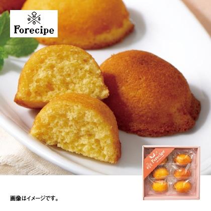 〈フォレシピ〉瀬戸内シトラスケーキ