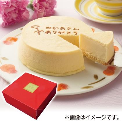母の日 とろける半熟チーズケーキ