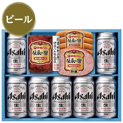 スーパードライ&伊藤ハムセット/ビール