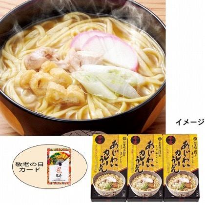 なごやきしめん亭 半生カレーうどん(6食)