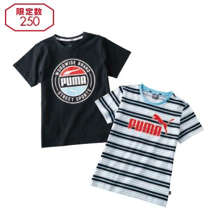 プーマ ジュニアTシャツ 2枚組