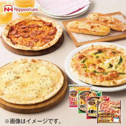 日本ハムこどもの日ピザセット