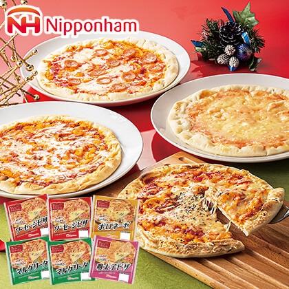 日本ハム ピザ6枚セット