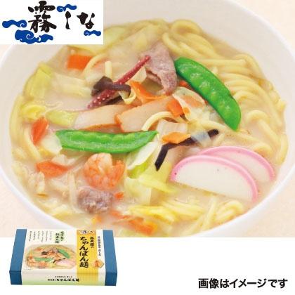 蕎麦屋のちゃんぽん麺