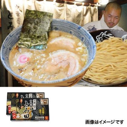 千葉中華蕎麦「とみ田」つけ麺