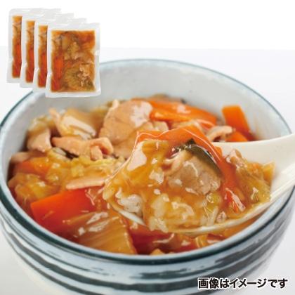 国産野菜を使った中華丼