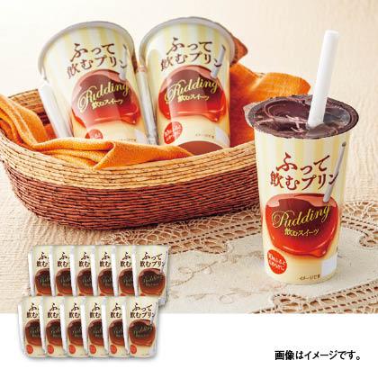 〈日本ルナ〉ふって飲むプリン