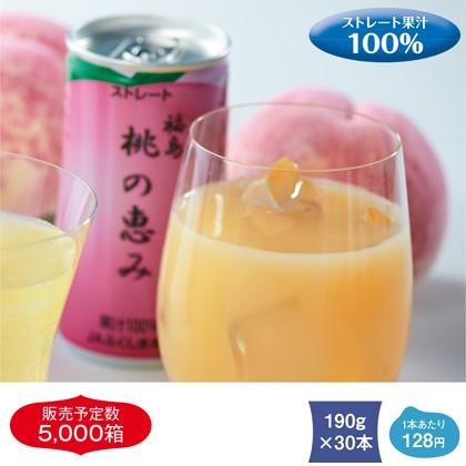 桃の恵み ストレートジュース