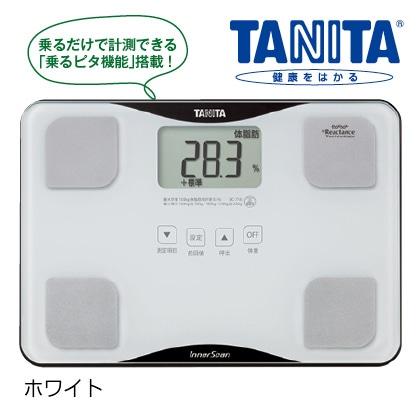タニタ 体組成計 BC−718(ホワイト)