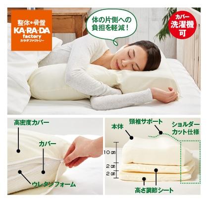 横寝快眠まくらPro.