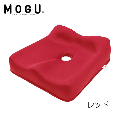 MOGU(R) スワッテ瞬間美姿勢フィット(レッド)