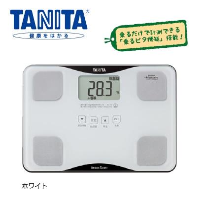 タニタ 体組成計 BC—718(ホワイト)