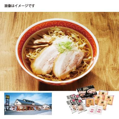 会津喜多方ラーメン館 オリジナル4食具材付