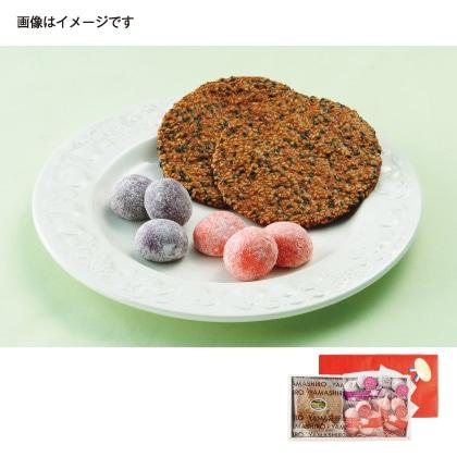 焼菓子「セザム」・クッキー「スノーボール」セット