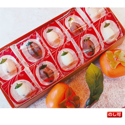 市田柿チョコブランデー(10個入)