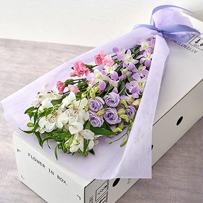 ボックスフラワー「花はるか」