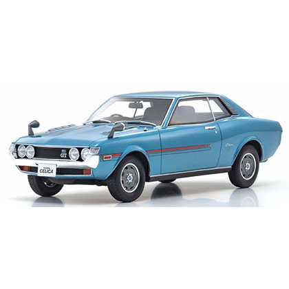 OttO mobile 1/18スケール レジンモデル ニューリリース トヨタ セリカ 1600GT (ブルー)