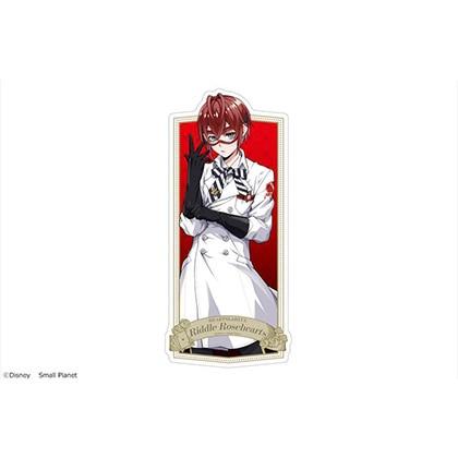 ディズニー ツイステッドワンダーランドマグネットシート Vol.2 01(リドル・ローズハート)