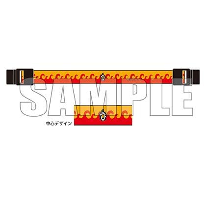 マスクストッパー 「鬼滅の刃」煉獄 杏寿郎