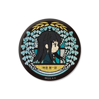 VETCOLO 鬼滅の刃 グリッター缶バッジ 11.時透無一郎