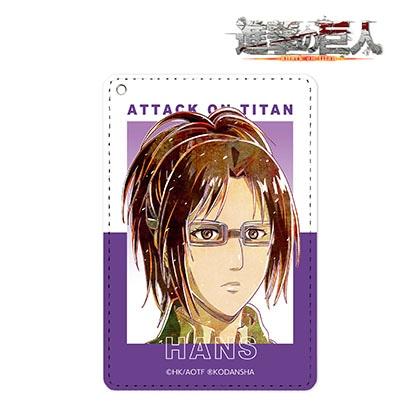 【進撃の巨人】ハンジ Ani−Art 第2弾 1ポケットパスケース