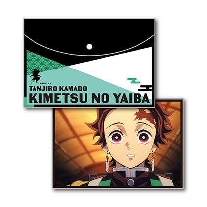 鬼滅の刃 フラットポーチ Vol.2 A竃門炭治郎【7月上旬以降発送予定】